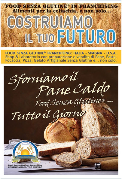 Franchising Food Senza Glutine®