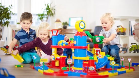 Aprire un negozio di giocattoli in franchising