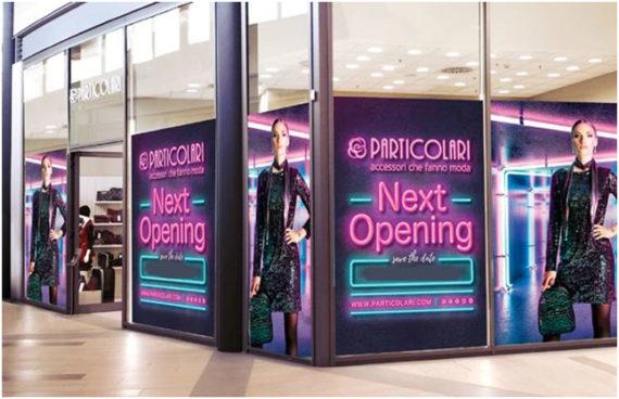 Particolari ha aperto un nuovo store a Lanciano in Corso Trento e Trieste 69!