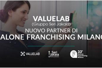 Valuelab: Nuovo Partner Salone Franchising Milano