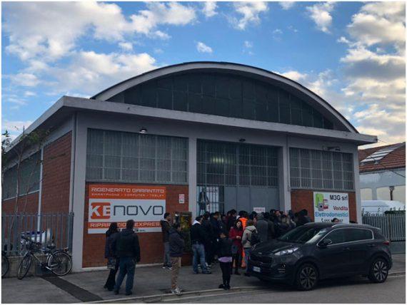 KE Novo annuncia il primo store in Toscana