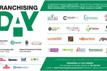 Catania si prepara al Franchising Day