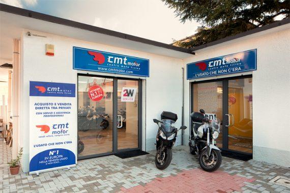 CMTmotor apre il nuovo canale innovativo di compravendita moto