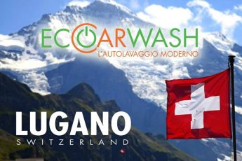 Eco Car Wash ARRIVA in Svizzera a LUGANO