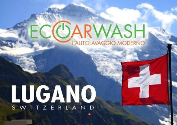 Eco Car Wash ARRIVA in Svizzera a LUGANO