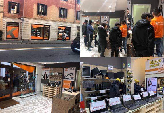 Grande successo per l'inaugurazione dei nuovi Store Ke Novo