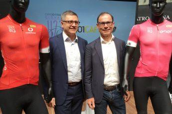 101CAFFE' monta in sella al 42° Giro d'Italia U23