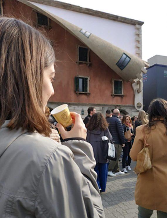 I numeri di 101Caffè alla Milano Design Week 2019