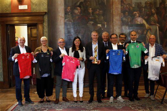 101Caffè sponsor ufficiale del Giro d'Italia under 23