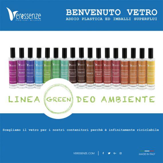 Nuova Linea Green Veressenze