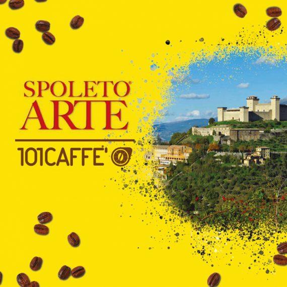 101Caffè consolida la collaborazione con Spoleto Arte a cura di Vittorio Sgarbi