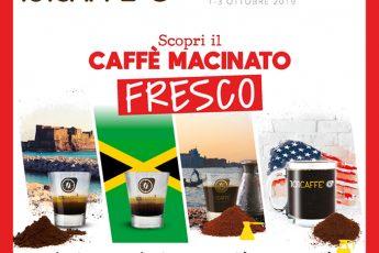 PER MILANOCAFFE' 2019 IL CAFFE' NEI NEGOZI 101CAFFE' E' MACINATO FRESCO