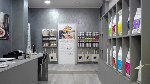 Inaugurato il negozio di Pet's Planet a Torino