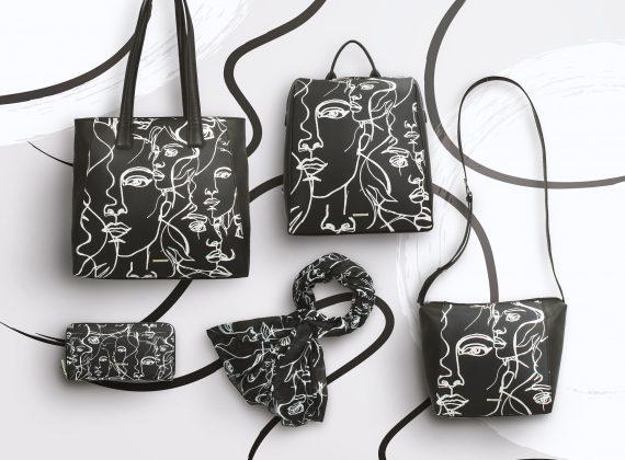 Particolari: inverno 2019/2020 gli accessori sono Black & White