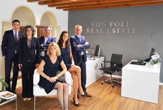 Il gruppo tedesco Von Poll Real Estate apre agenzie in franchising in Italia