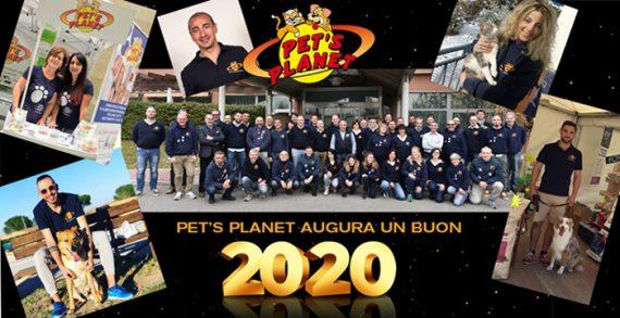 Un anno di successi, il 2019 di Pet's Planet