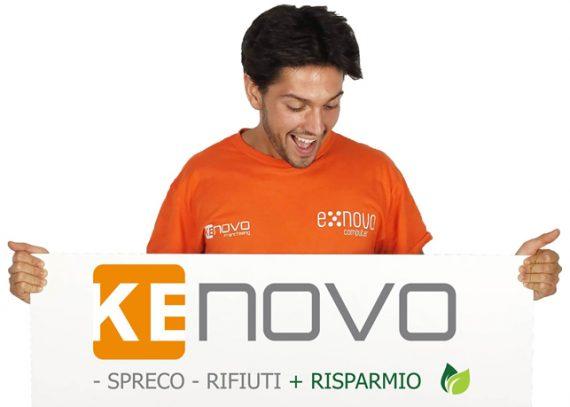 Ke Novo: arriva in Campania