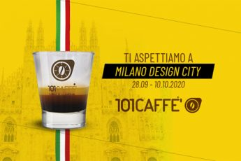 "101CAFFE' A ""MILANO DESIGN CITY"