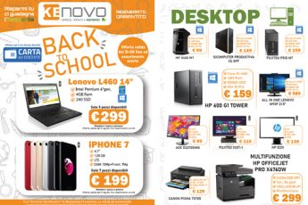 BACK TO SCHOOL  DI KENOVO