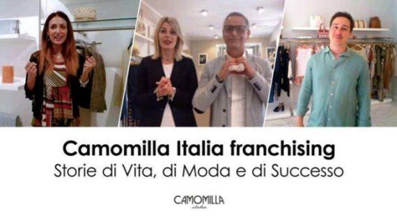 Il Franchising Camomilla Italia: storie di Vita, di Moda e di Successo