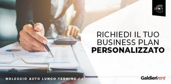 Galdieri Rent: Un Business Plan personalizzato