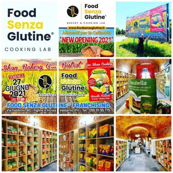 Food senza Glutine: la nuova apertura di Figline e Incisa Valdarno